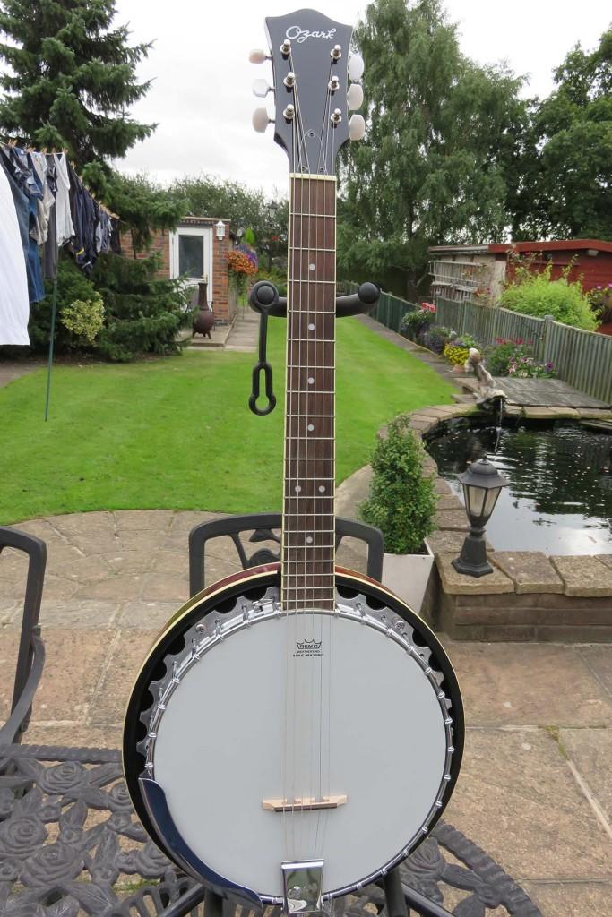 Ozark 6 string banjo web