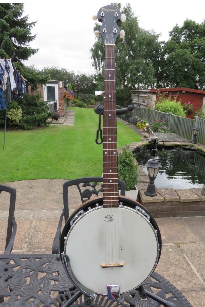 Tanglewood 5 string banjo web